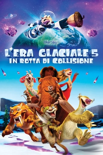Poster of L'era glaciale - In rotta di collisione