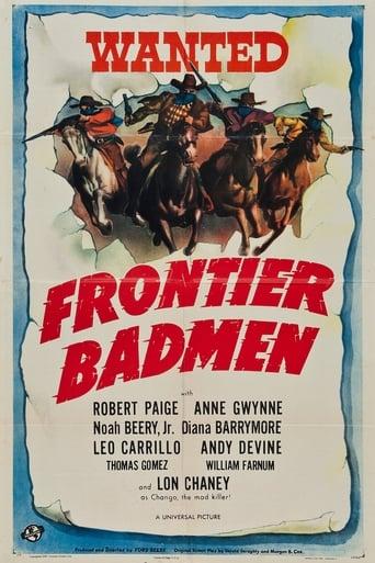 Poster of Frontier Badmen