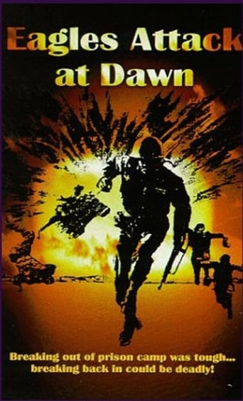 Poster of Eagles Attack At Dawn