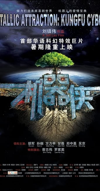 Poster of Metallic Attraction: Kungfu Cyborg