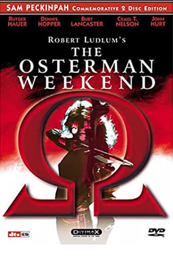 Poster of Alpha to Omega: Exposing 'The Osterman Weekend'