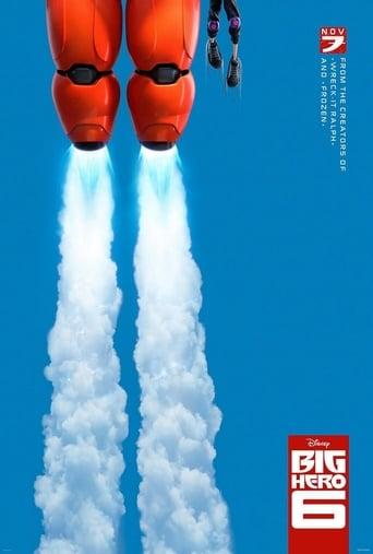 Big Hero 6 - filmaffisch
