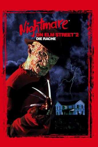 Poster of Nightmare II - Die Rache