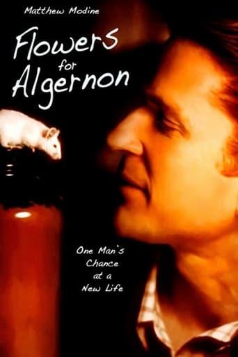 Poster of Flowers for Algernon