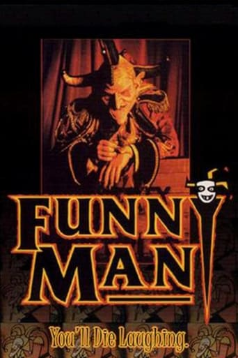 Poster of Funny Man