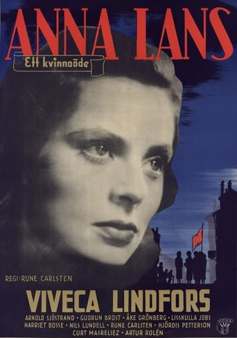 Poster of The Sin of Anna Lans