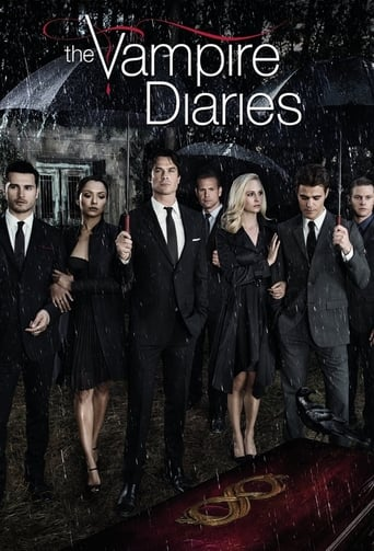 Poster of The Vampire Diaries