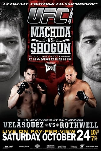 UFC 104: Machida vs. Shogun