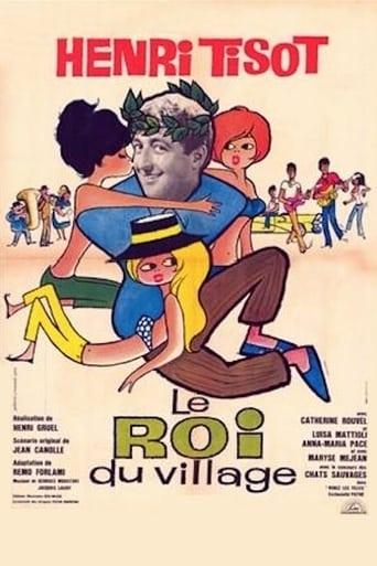 Poster of Le roi du village