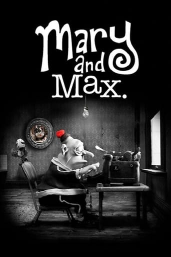 Poster of Mary and Max