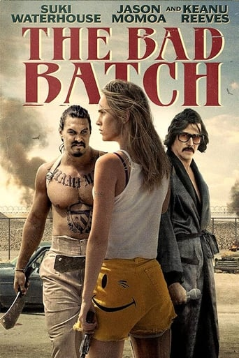 Filmplakat von The Bad Batch