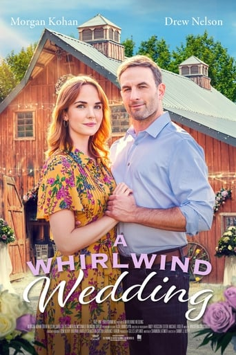 Poster of A Whirlwind Wedding