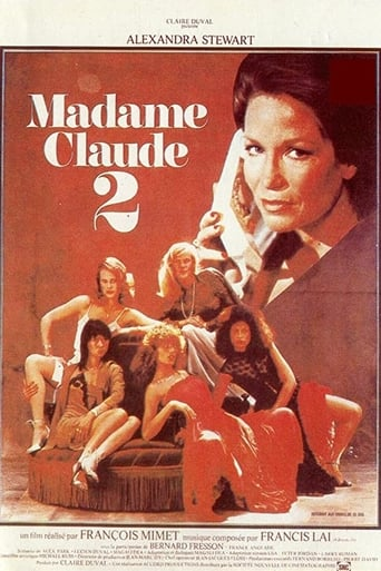 Poster of Madame Claude 2