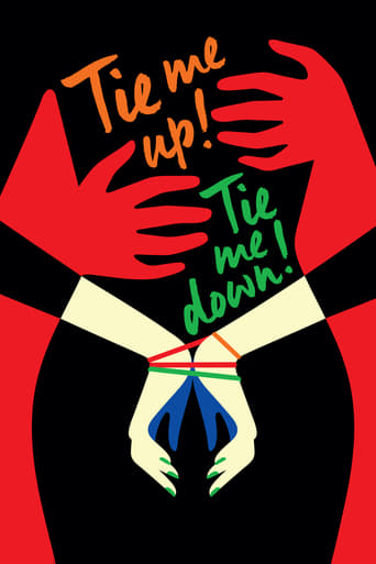 Poster of Tie Me Up! Tie Me Down!