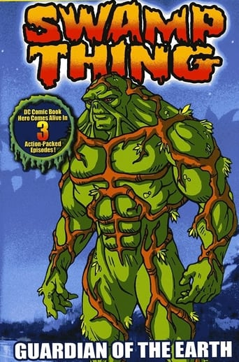 Poster of Swamp Thing