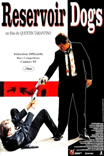 Poster of Reservoir Dogs