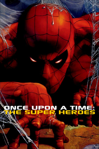 Poster of Once Upon a Time: The Super Heroes