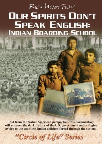 Poster of Our Spirits Don't Speak English