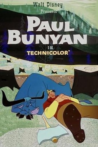 Poster of Paul Bunyan