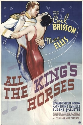 Poster of All the King's Horses