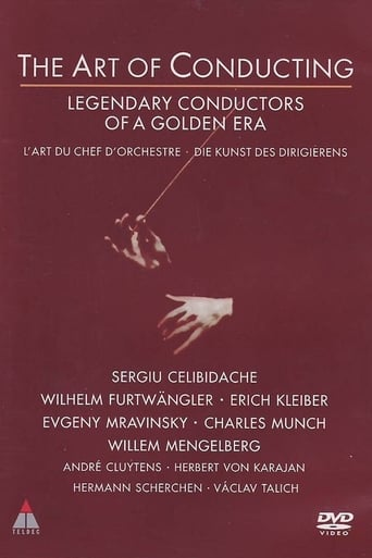 Poster of The Art of Conducting: Great Conductors of the Past
