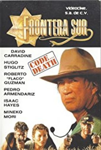 Poster of Code... Death: Frontera Sur