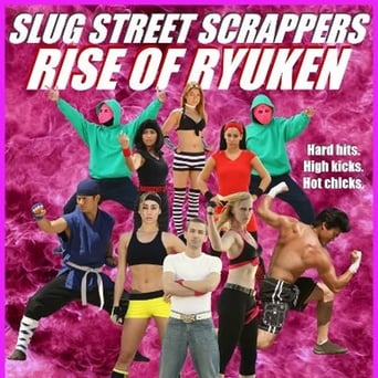 Poster of Slug Street Scrappers 2 : Rise of Ryuken