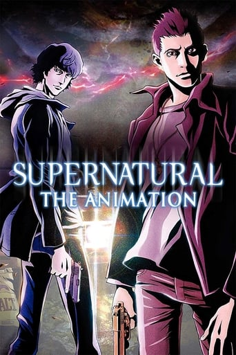 Poster of Supernatural: The Animation