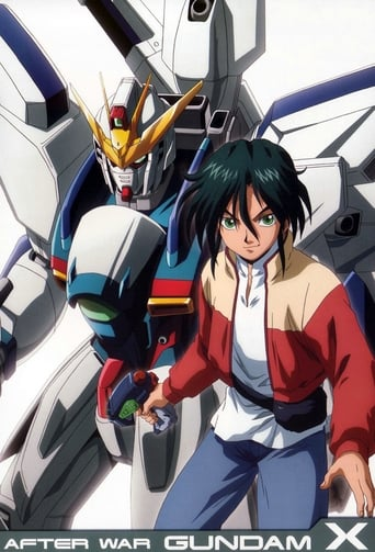 Poster of After War Gundam X