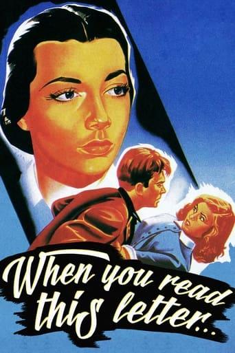 Poster of Quand tu liras cette lettre