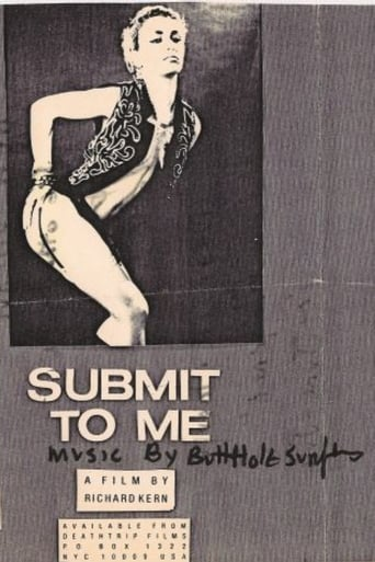 Poster of Submit to Me