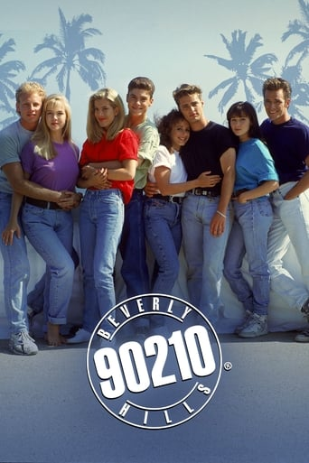 Poster of Beverly Hills, 90210