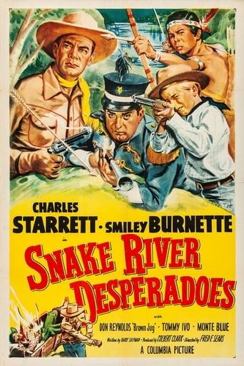 Poster of Snake River Desperadoes