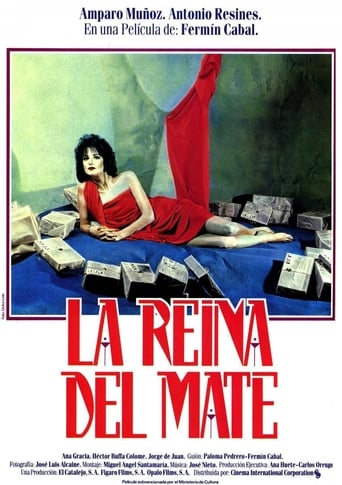Poster of La reina del mate