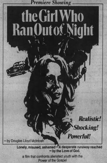 Poster of The Girl Who Ran Out of Night
