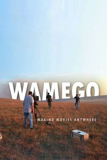 Poster of WAMEGO: Making Movies Anywhere