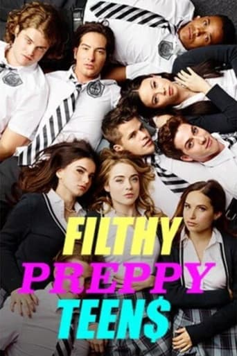 Poster of Filthy Preppy Teen$