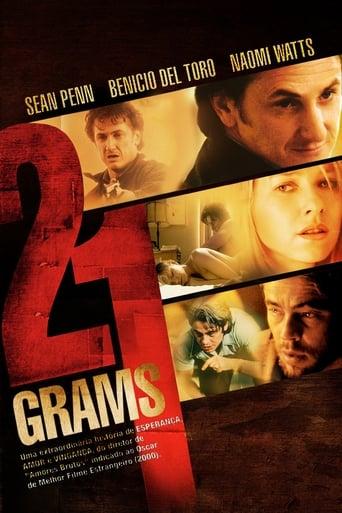 Poster of 21 Grams
