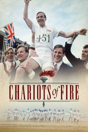 Poster of Chariots of Fire