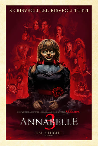 Annabelle Comes Home