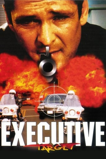 Poster of Executive Target