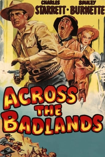 Poster of Across the Badlands