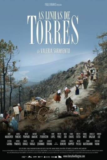 Poster of As Linhas de Torres