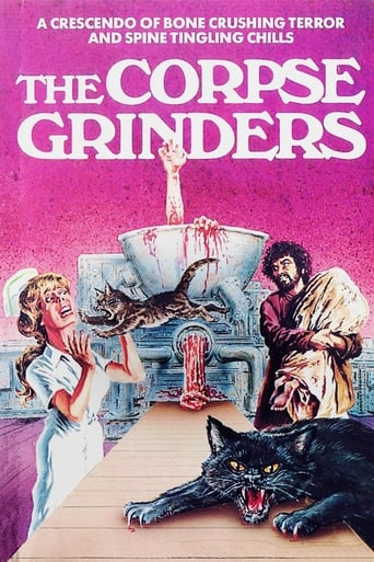 Poster of The Corpse Grinders