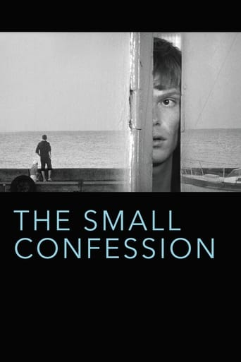 Poster of A Small Confession
