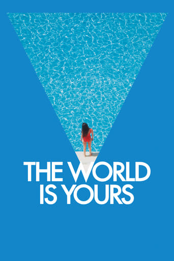 Poster of The World Is Yours