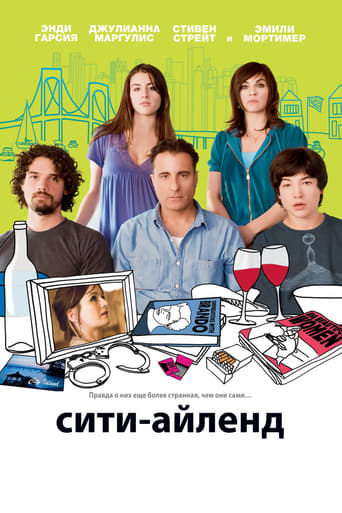 Poster of Сити-Айленд