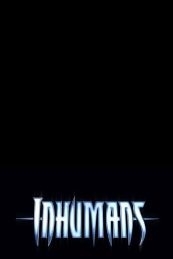 Poster of Inhumans