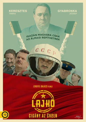 Poster of Lajko: Gypsy in Space