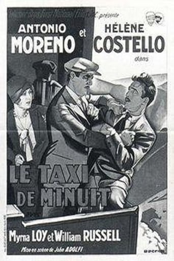 Poster of The Midnight Taxi